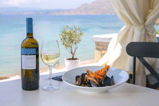 KYMA BEACH RESTAURANT, Pefkos - Restaurant Reviews, Photos & Phone ...