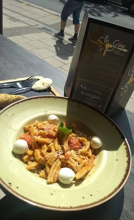 Great Home Made Pasta Review Of Solo Grano Nottingham England Tripadvisor
