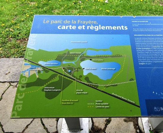 Parc de la Frayere照片