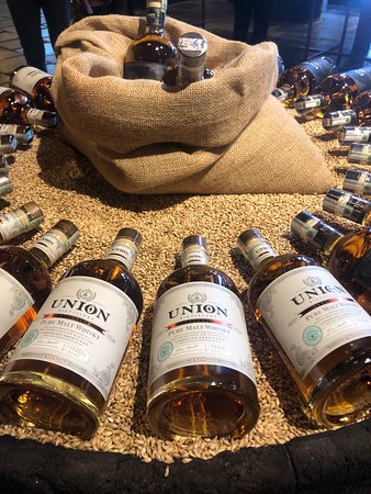 Union Distillery Maltwhisky do Brasil: Whiskys
