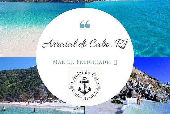 Passeio de Barco Caribe Brasileiro Tour