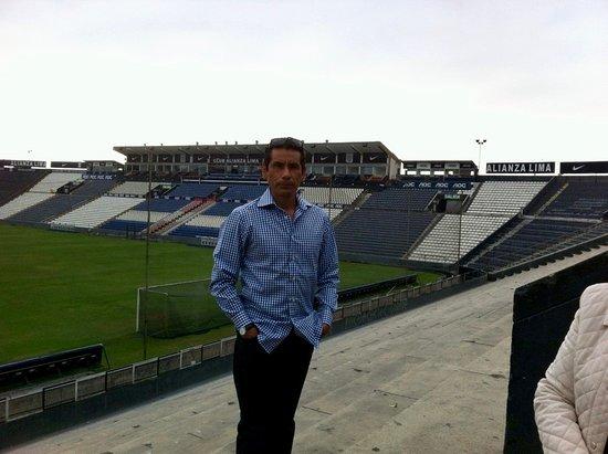 La Victoria, Perú: Estadio Alianza Lima