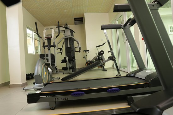 Akure, Nigeria: we have got the best gym facilities for that swear time you have always wanted.