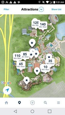 Disney's Hollywood Studios (Orlando) - Book in Destination 2019