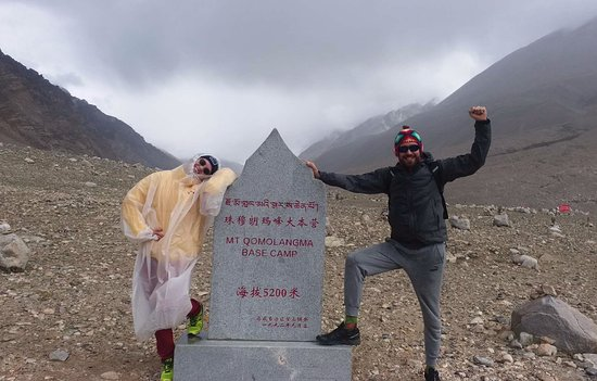 Tibet Kailash Travel: Mt.Everest Base Camp