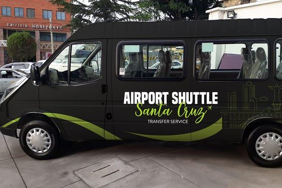 Airport Shuttle Santa Cruz