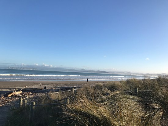 Waikanae Beach Playground