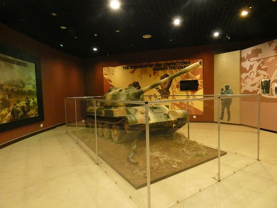 National Museum of Namibia: South African Tank