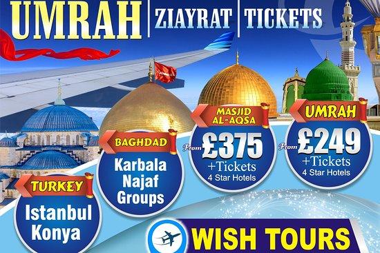 WISH TOURS