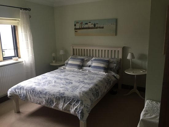 Draycott, UK: Double ensuite room
