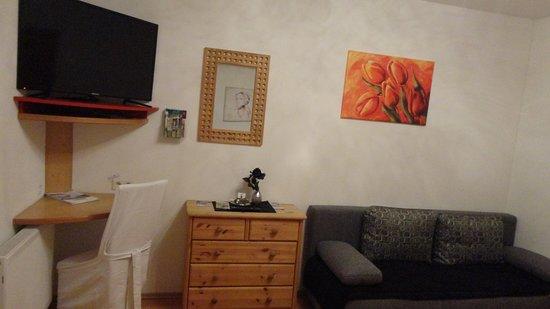 Maria Lankowitz, Austria: Apartment mit einem Doppelbett im Erdgeschoß