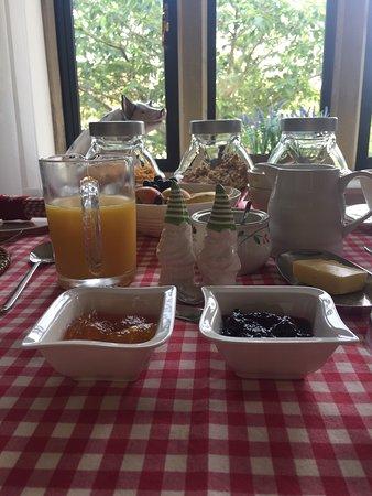 Draycott, UK: Breakfast