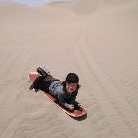 HUACACHINA WITH CHILDREN VERY SAFE AND DEVELOPED ALL IN PRIVATE
