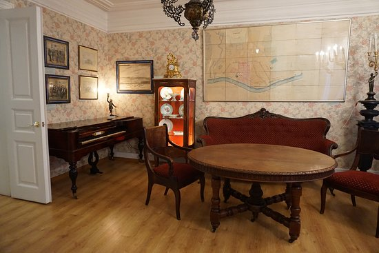 G. Batenkov's Memorial House Museum