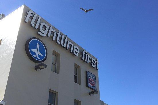 Flightline First