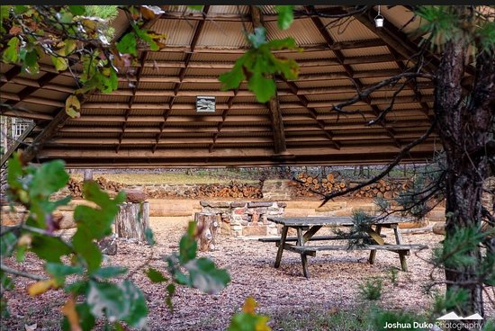 Huntsville, AR: ONSC Pavilion