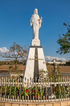 Μπραζίλια: Rainha da Paz