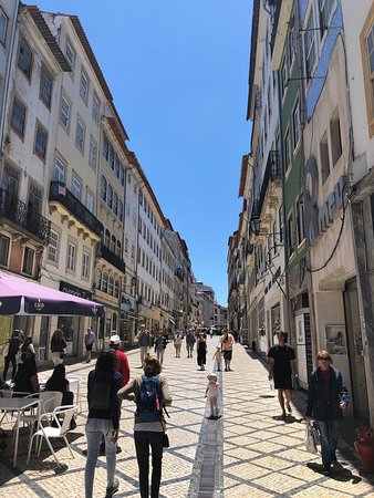 Rua Ferreira Borges: Rua