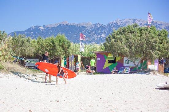Marmari Windsurfing Center