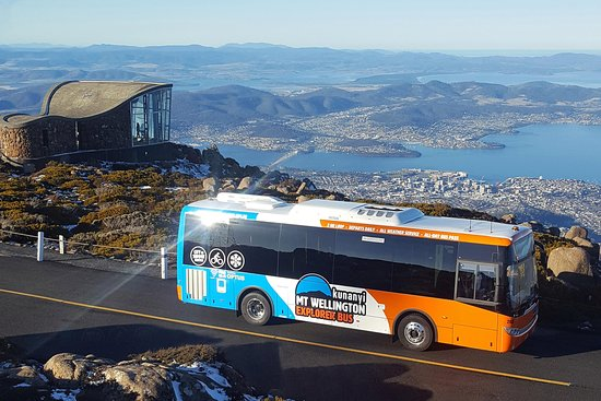 kunanyi/Mt Wellington Explorer Bus
