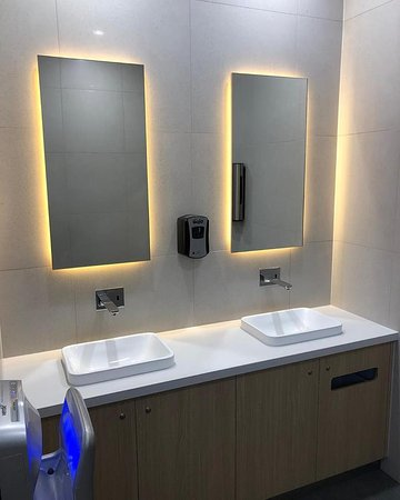 Newly renovated bathrooms - ambulant and accessible