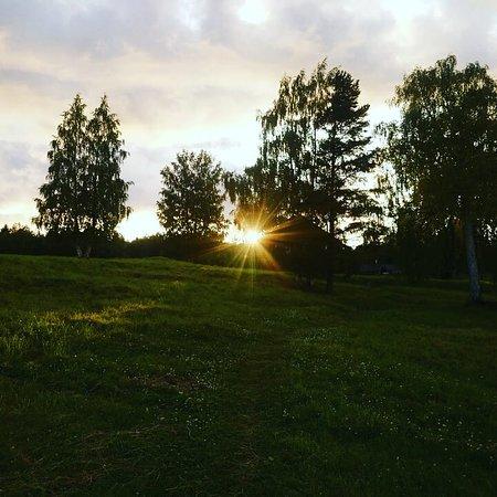Деревня Варишпельда. Национальный парк Водлозерский