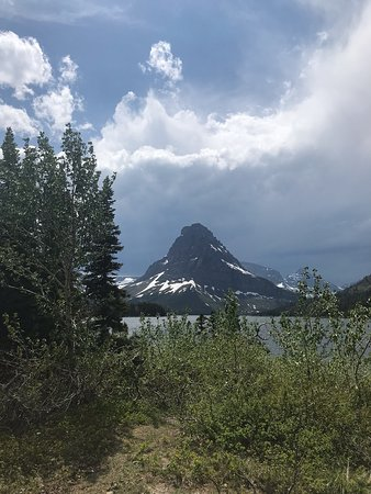 Easy hike and nice view