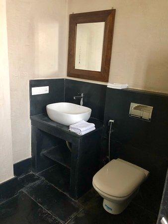 Mandawa Kothi: Twin Bedded Room!!