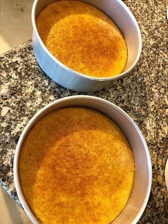 2 perfect cakes