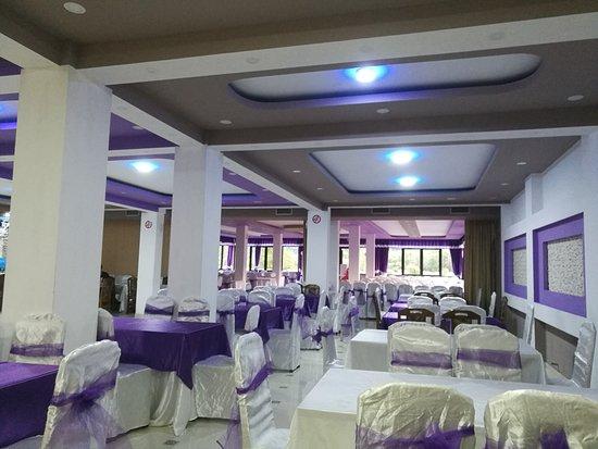 Gusinje, มอนเตเนโกร: Saal für Hochzeiten