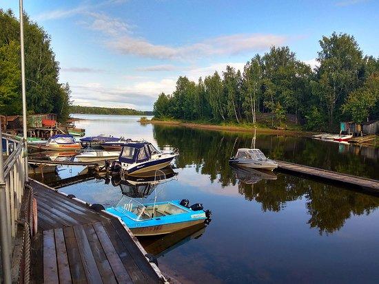 """Gostinichnyy rybolovno-okhotnichiy kompleks """"Aleksandrovskiy prichal"""" Image"""