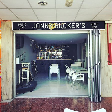 Jonny Bucker's