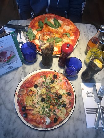 Pizza Express London Clifton House 91 Euston Rd Updated