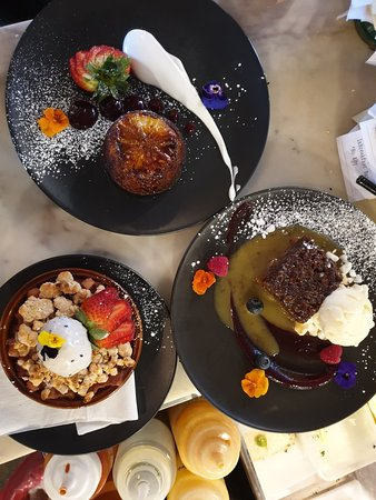 Milch Cafe Bar: It's just so sweet at milch