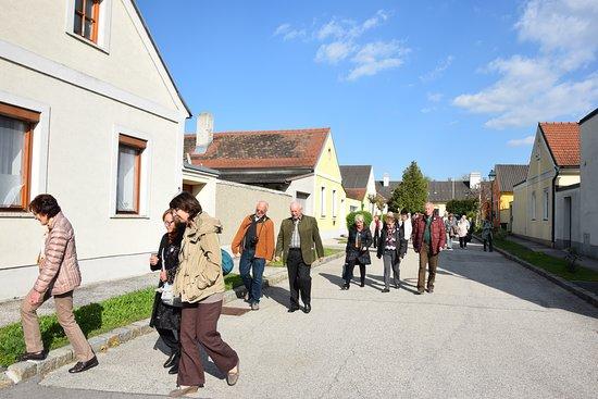 Lichtenwoerth, النمسا: Museumsbesuch Nadelburgmuseum mit Rundgang