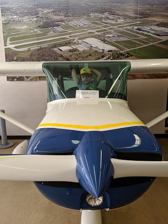 Hop in a Cessna and let your imagination soar!