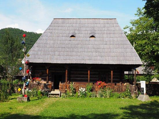 Muzeul Tarancii Romane - Dragomiresti/MARAMURES
