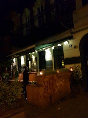 Perle Bar: Great bar