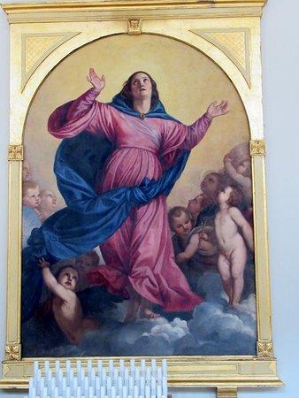 Copia del dipinto di Tiziano Vecellio