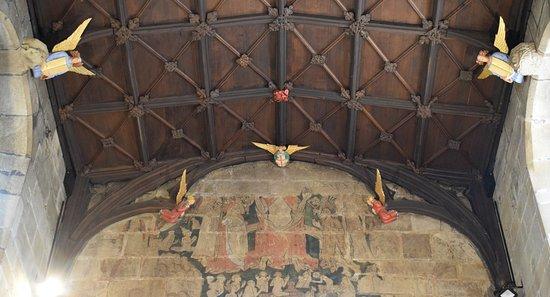 Engeltjes En De Duivel Picture Of St Giles Parish Church
