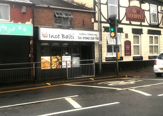 Ince Balti: Ice Balti, Ince-in-Makerfield
