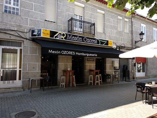 Salceda de Caselas, Hiszpania: Fachada