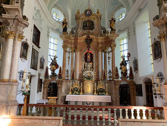 Wallfahrtskirche Ettenberg