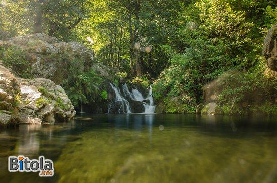 Dihovo, جمهورية مقدونيا: Dihovo River