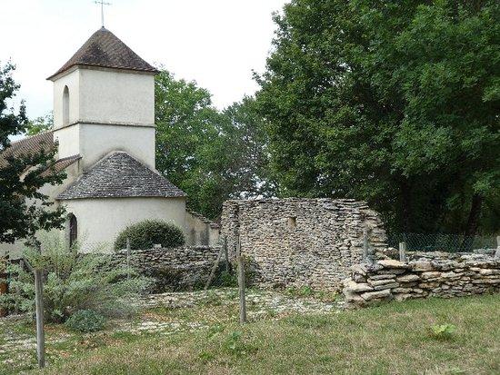 Eglise d' Echarnant