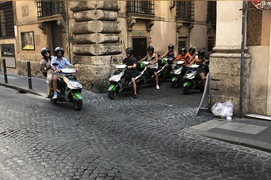 Naturent - Electric scooter rental