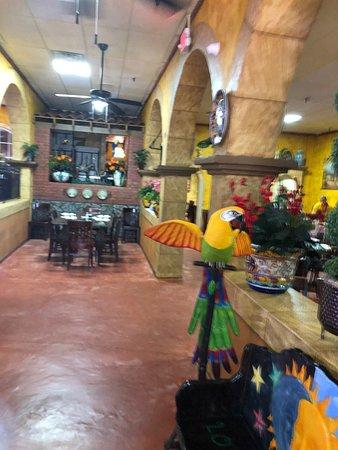 Good Mexican Food.
