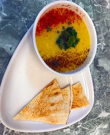 Lower Sackville, Kanada: Chef Roy's special Lentil soup recipe