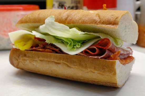 Cabot, PA: Our Italian Hoagie