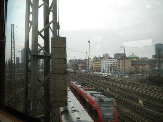 Nemačka: Stazione di Francoforte